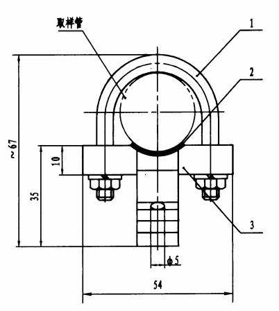 图18 排水阻气管