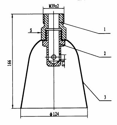 图19 A型(机舱)喷嘴