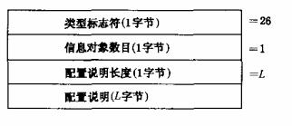 图29 上传用户信息传输装置配置情况的数据格式