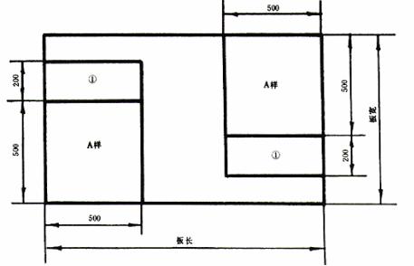 图1 试件截取图(a)