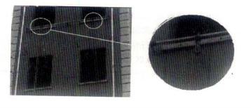 图 4 保护锚点的设置