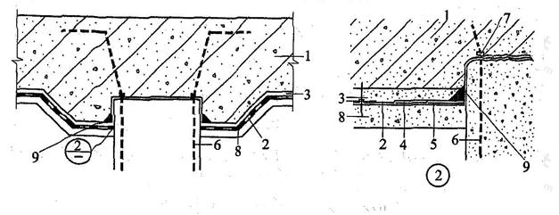 图5.6.3-2  桩头防水构造(二)