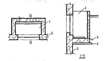 图5.7.2 窗井防水构造