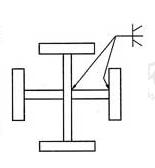 图8.4.2-2 十字型组合柱的组装焊缝