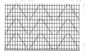 图6.1.6 钢管扣件作斜杆设置