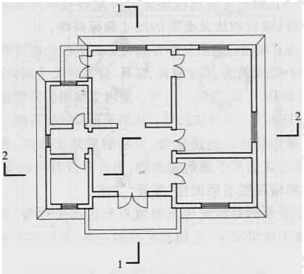 图4.3.4 剖切符号