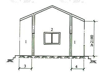 图6 檐廊