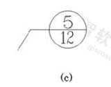 图7.3.1c 引出线