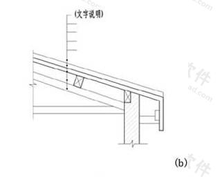 图7.3.3b 多层共用引出线