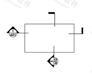 图7.1.1-2 剖视的剖切符号(二)