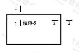 图7.1.2 断面的剖切符号