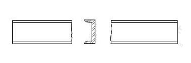 图10.3.4-2 断面图画在杆件中断处