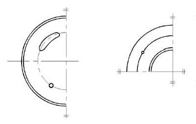 图10.4.1-1 画出对称符号