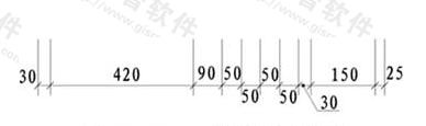 图11.2.4 尺寸数字的注写位置