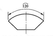 图11.5.2 弧长标注方法