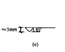 图11.8.1c 标高符号