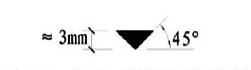 图11.8.2 总平面图室外地坪标高符号