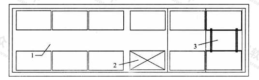 图3.4.2-1  多层纵置式布置