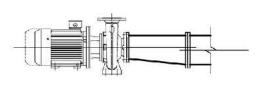 5.1.13图示  吸水管避免形成气囊——偏心异径管