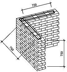 图10.2.7-1 纵墙交接处拉结