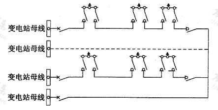 图B.0.1-7 N供1备(N≤4)