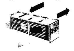 图4.6.4-2 热管式热回收装置外形图