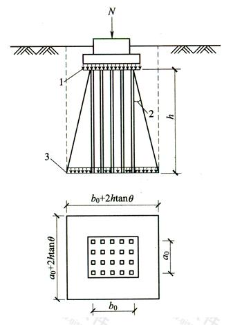 图6 压力扩散法计算