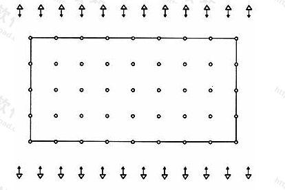 图6.3.2-4混合布置平面图
