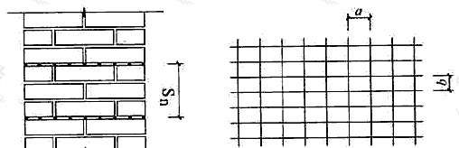 网状配筋砖砌体