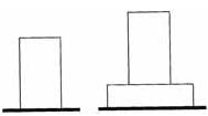 分离模型(左)完整模型(右)