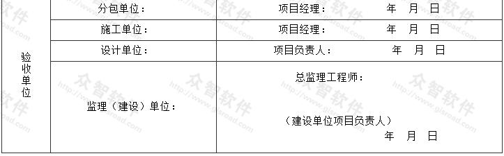 建筑节能分部工程质量验收表