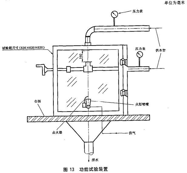 图13 功能试验装置