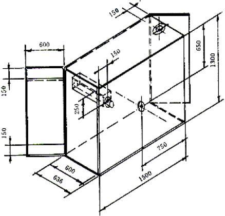 图3 测量室