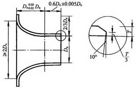图C.2.7-2 标准长颈喷嘴