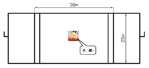 图14 平面示意图